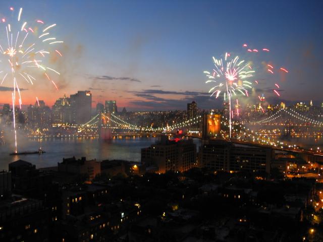 brdge fireworks