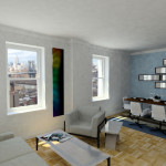 1BR/ NYC Views